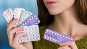 Комбинированные оральные контрацептивы